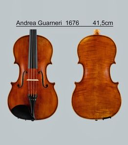 Andrea Guarneri 41,5 cm